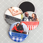 Personalized Photo Magnets (2.25