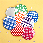 Assorted Trendy Mirror Favors (Set of 12)