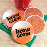 Brew Crew Coasters (Set of 12)