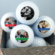 Personalized Photo Golf Ball Favors