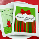 Personalized Holiday Cosmopolitan Drink Mix