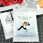 Personalized Cosmopolitan Favors