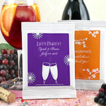 Personalized Sangria - Silhouette Collection