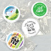Personalized Golf Themed Life Savers Mint Favors