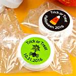 Personalized Halloween Life Savers Mints