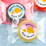 Personalized Baby Shower Life Savers Candy Favors