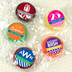 Personalized Adult Birthday Life Savers Candy Favors