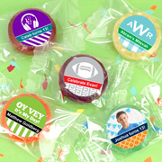 Bar Mitzvah & Bat Mitzvah Personalized Life Savers Candy Favors