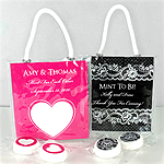 Personalized Life Savers Mint Mini Gift Tote - Silhouette Collection