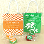 Personalized Life Savers Candy Mini Gift Tote - Silhouette Collection