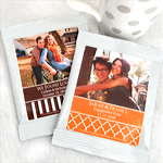 Personalized Photo Cocoa Favors