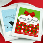 Personalized Holiday Cocoa Drink Mix