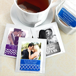 Personalized Photo Tea Favors