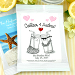 Personalized Lemonade Favors