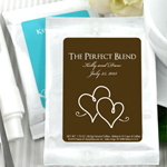 Personalized Coffee - Silhouette Collection (White)