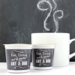 Personalized K-Cup Coffee - Silhouette Collection