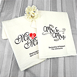 Personalized Towels & Blankets