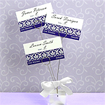 Personalized Place Cards - Silhouette Collection