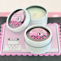 Personalized Round Candle Tins - Wedding Shower
