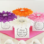 Flower Favor Boxes (set of 12)