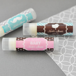 Personalized MOD Baby Silhouette Lip Balm Tubes