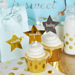 Personalized Foil Star Stickers