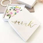 Personalized Jewelry Gift Boxes