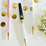 Monogram Pens (set of 3)