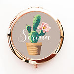 Personalized Fiesta Compact Mirrors