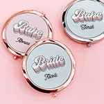Personalized Retro Compacts