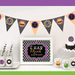 Spooky Halloween Party Decorations Starter Kit