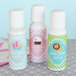 Personalized MOD Kid's Birthday Lotion