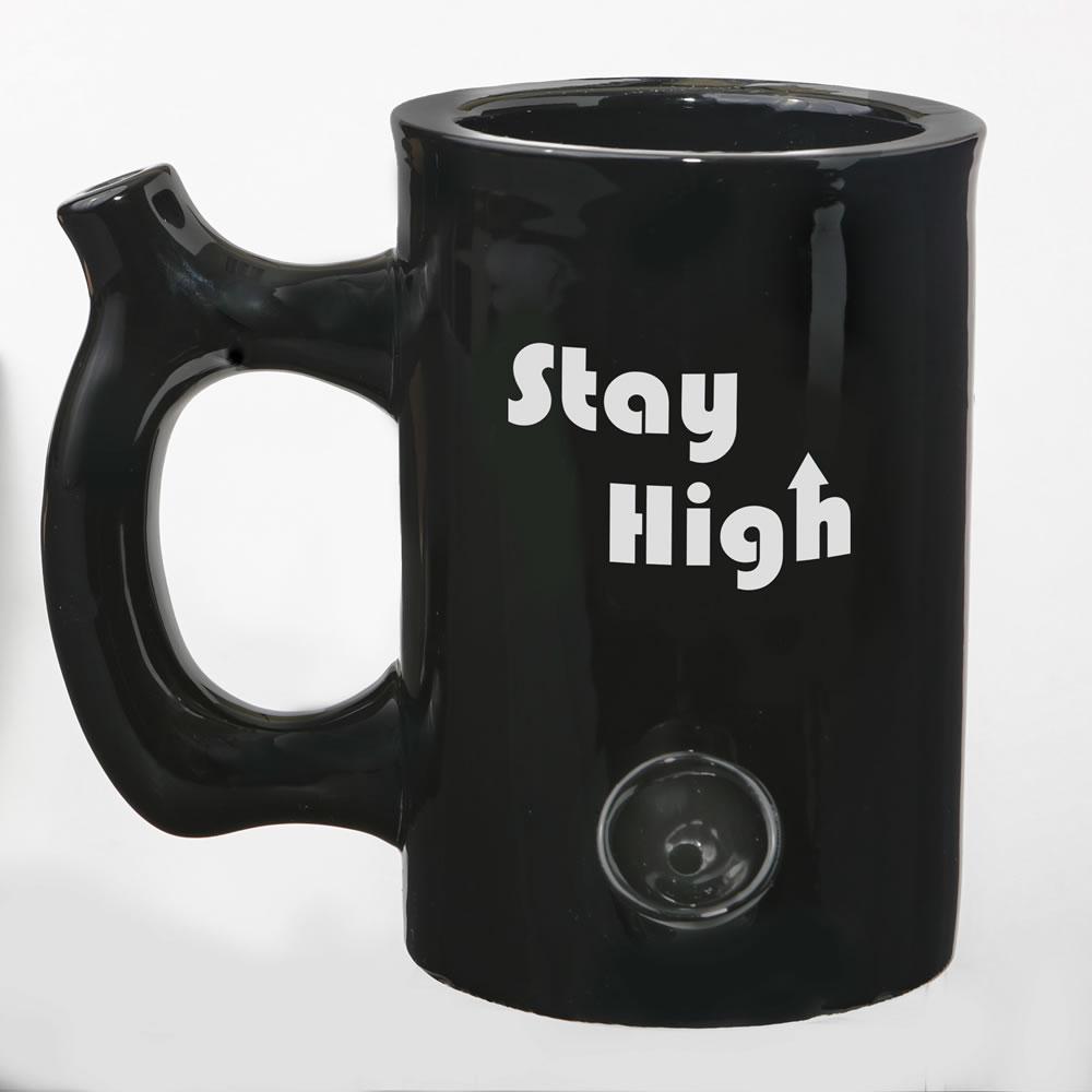 Green Tea Roast And Toast Mug