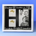 Grandkids Shadow Box Collage