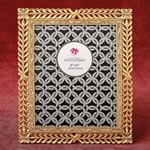 Magnificent Gold Lattice 8 x 10 Picture Frame