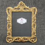 Baroque Gold Openwork 8 x 10 Picture Frame
