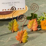 Fall Theme Favors