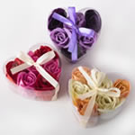 Roses Bath Soap - 3 Assorted