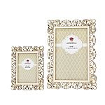 Deluxe Picture Frame Set - 4x6 and 2.5x3.5