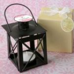 Personalized Expressions Love Lights the Way Metal Luminous Lanterns (Black)