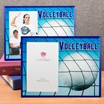 Volleyball Themed Frames