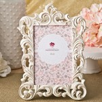 Ornate Brushed Gold Baroque 4 x 6 Frame