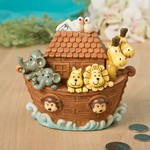 Adorable Noah's Ark Bank
