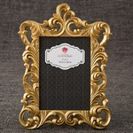 Gold Metallic Baroque Frame 5x7