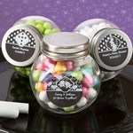 Personalized Chalk Board Collection Candy Glass Jar