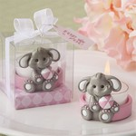 Baby Shower Candle Favors