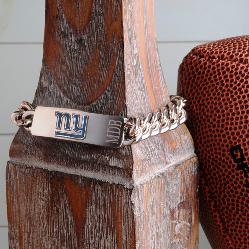 Personalized New York Giants Fan Favorite Bracelet - Famous Favors 7ad1f294c