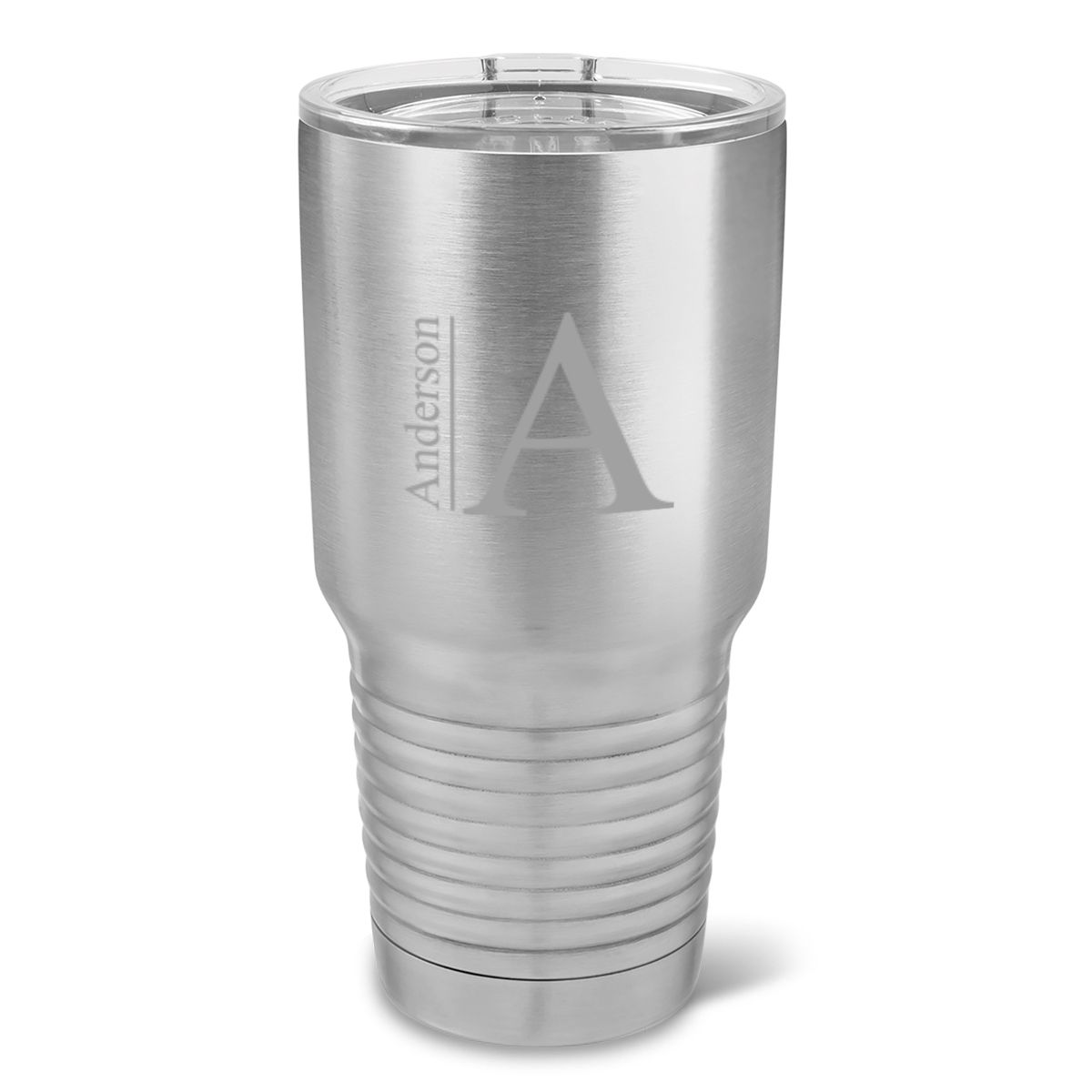 a19ce5caef4 Monogrammed 30 oz. Stainless Steel Double Wall Insulated Tumbler ...
