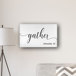 Personalized Gather Modern Farmhouse 14