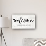 Personalized Welcome Modern Farmhouse 14